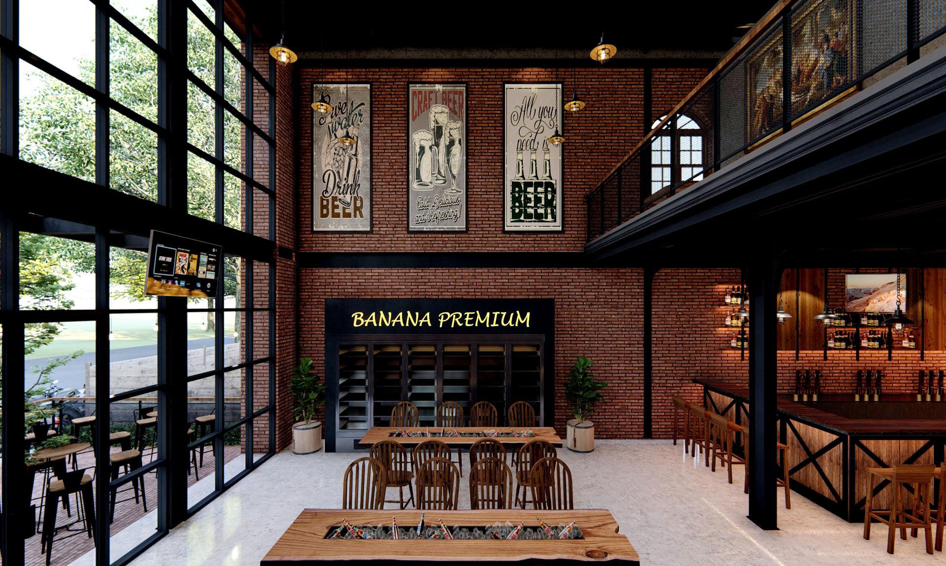 Nhà hàng Banana Premium