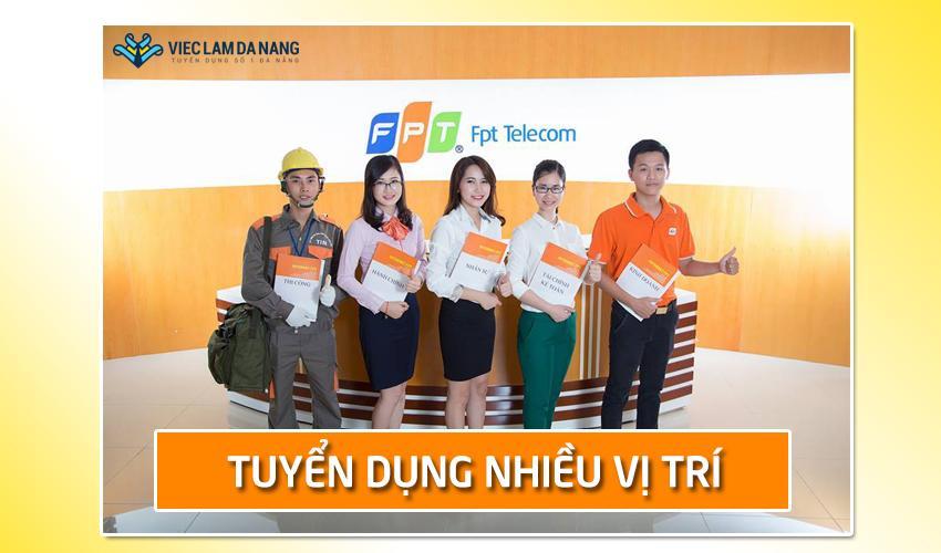 Công Ty Cổ Phần Viễn Thông FPT - Chi Nhánh Đà Nẵng