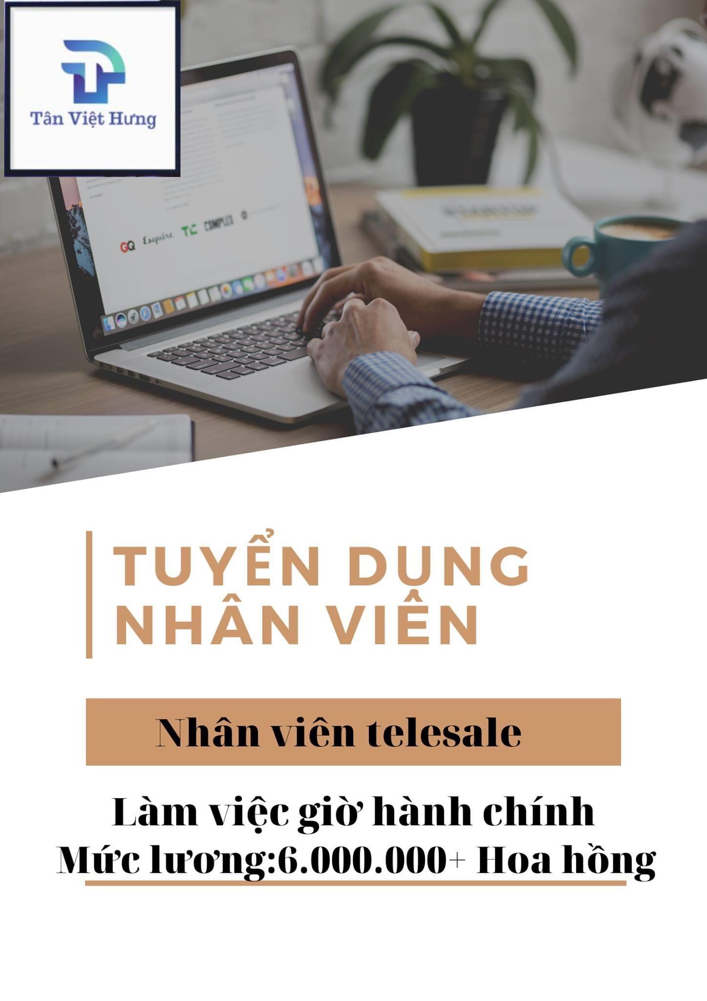 Công Ty TNHH Thương Mại Dịch Vụ Tân Việt Hưng